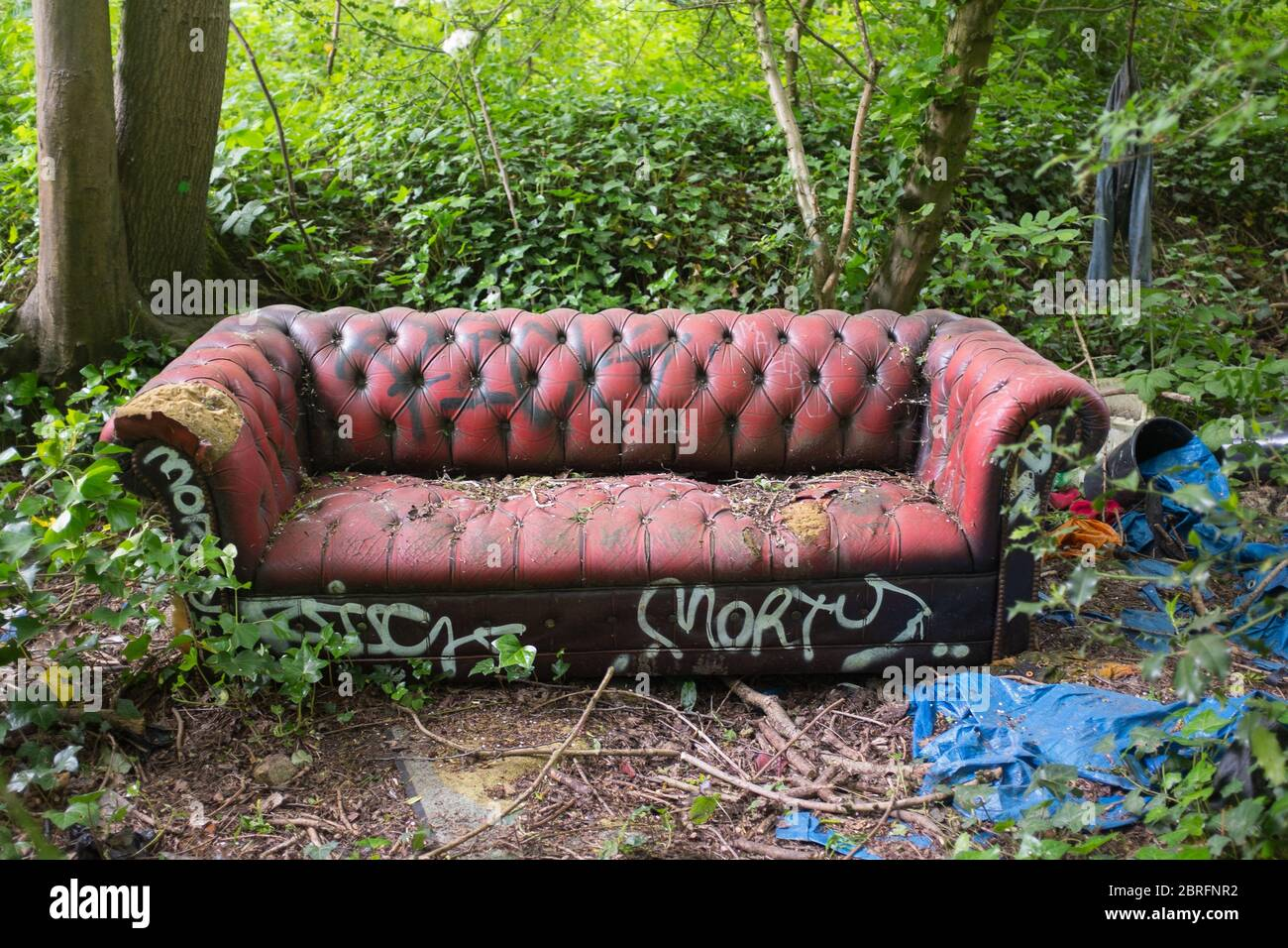 Junk Furniture High Resolution Stock Photography And Images Alamy