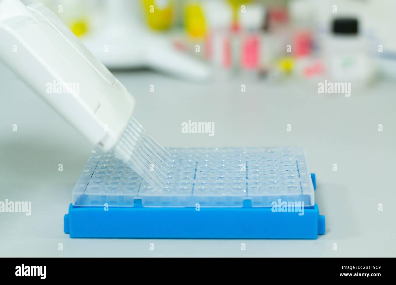 Löschdecke Test Thermocycler High Resolution Stock Photography And Images - Alamy
