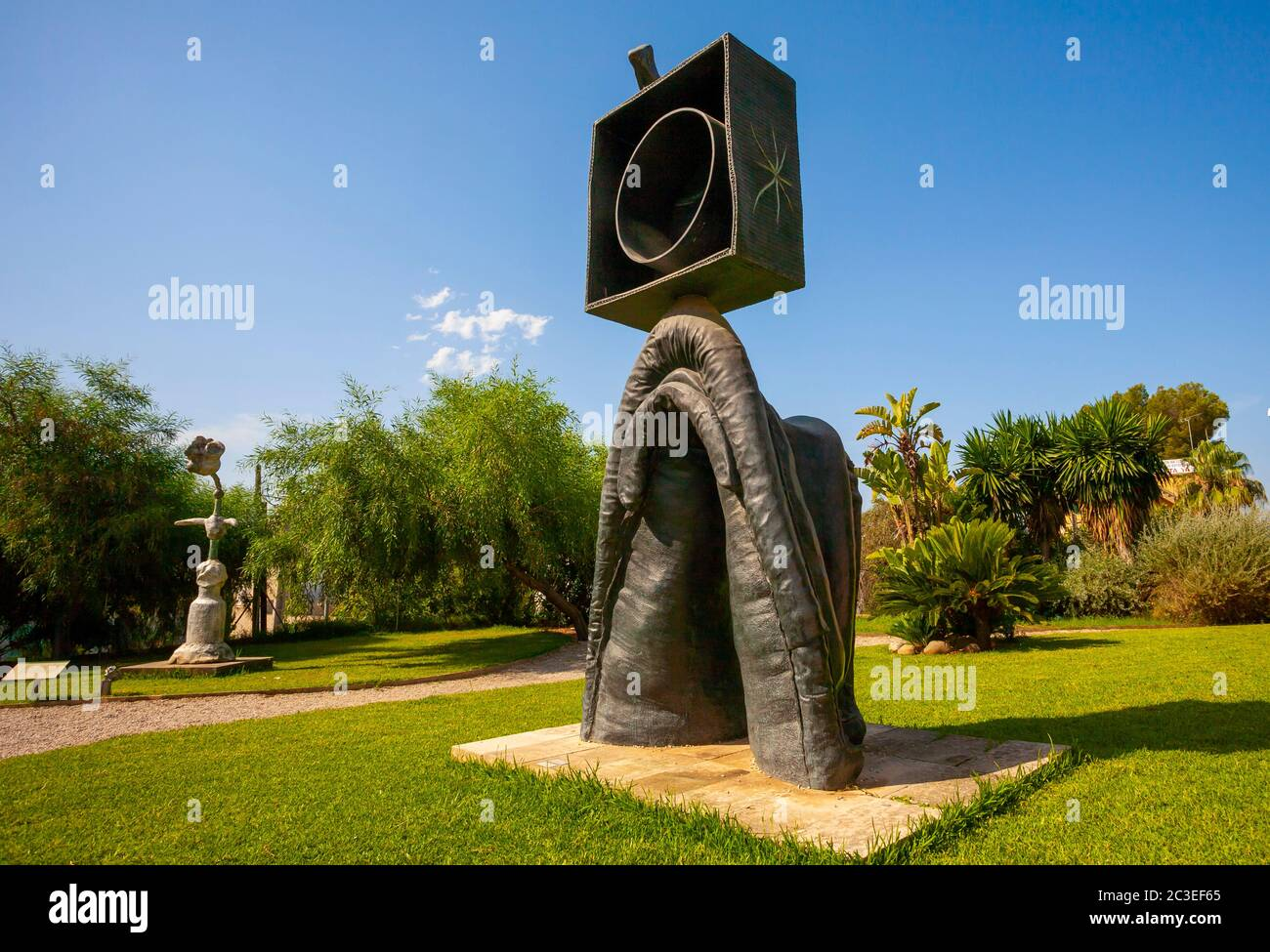 Miro Mallorca Palma High Resolution Stock Photography And Images Alamy