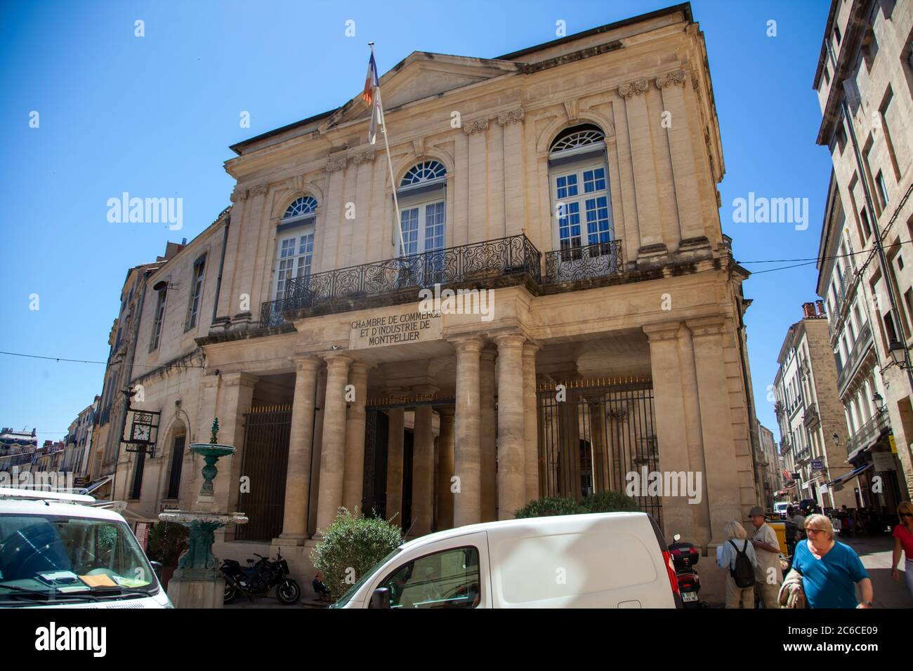 Page 3 France Montpellier Old Town High Resolution Stock Photography And Images Alamy