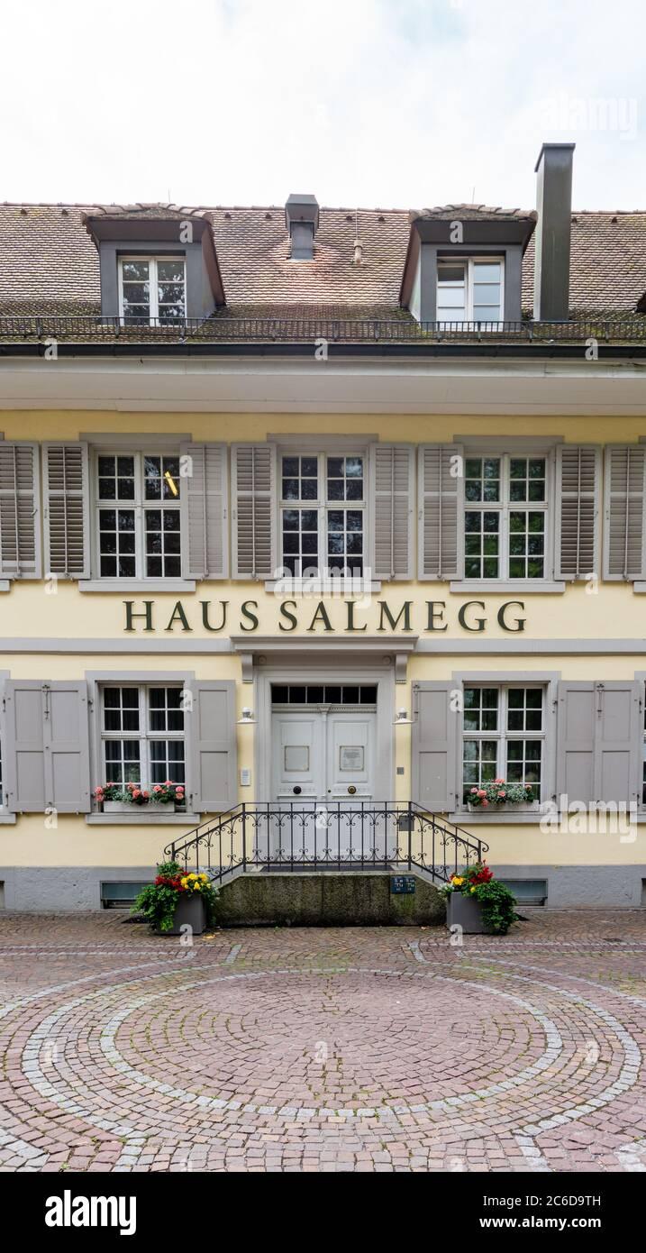 Salm Karlsruhe Upper Rhine High Resolution Stock Photography And Images - Alamy