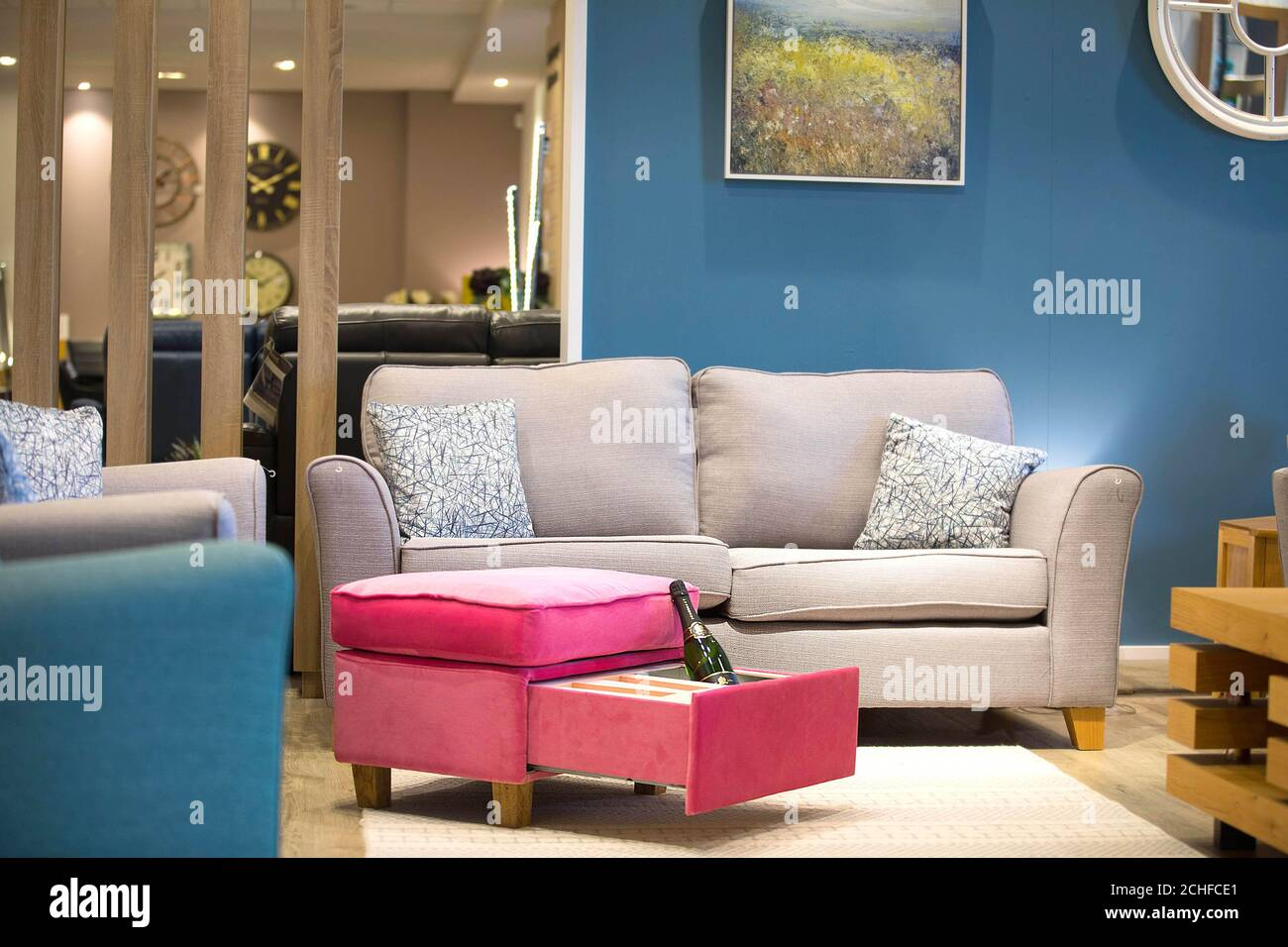 Harveys Furniture High Resolution Stock Photography And Images Alamy