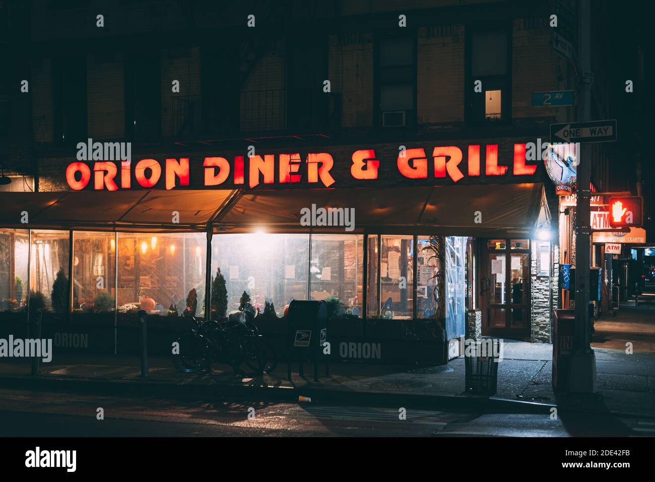 Orion Restaurant High Resolution Stock Photography And Images Alamy