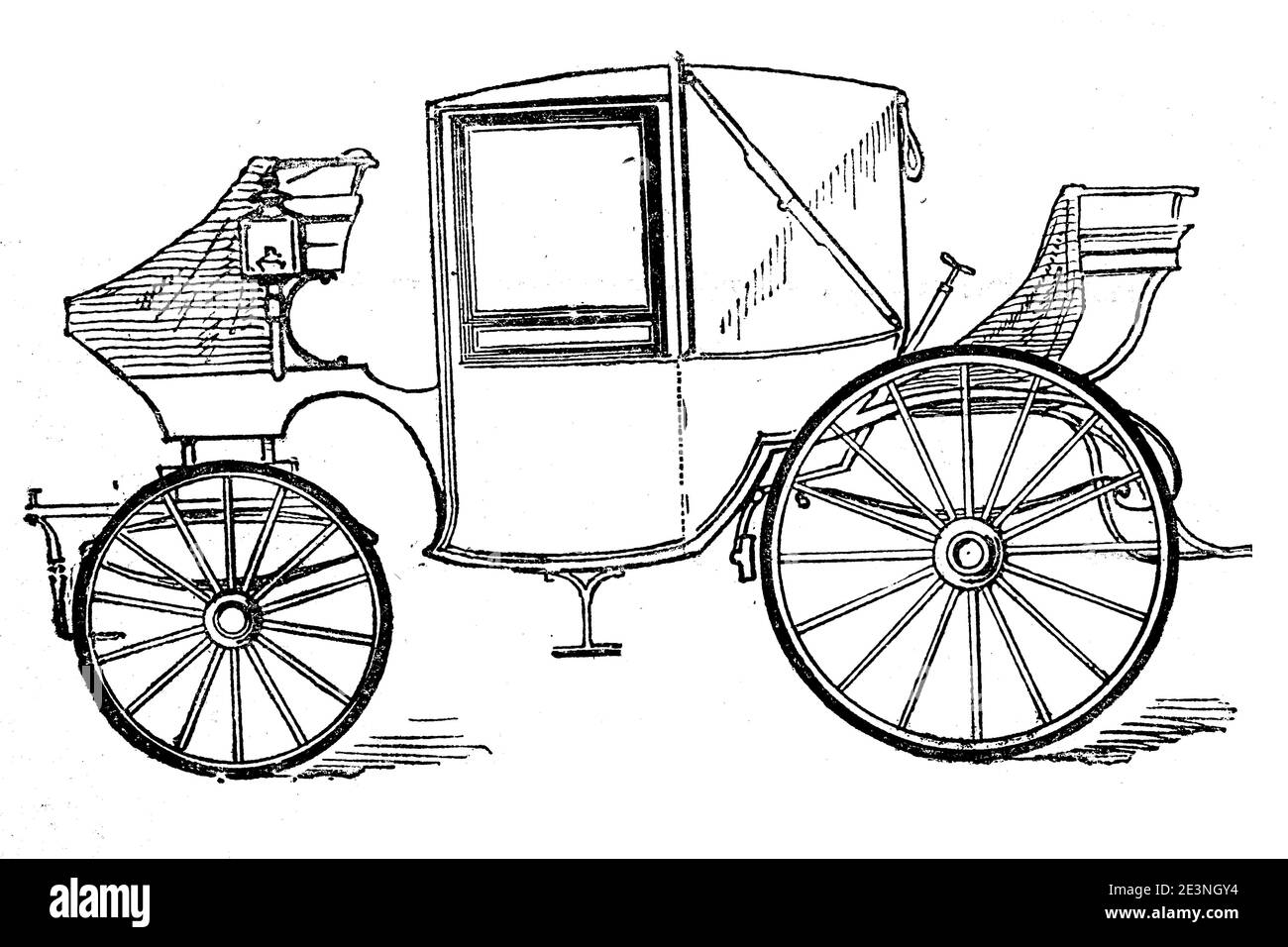 Landaulet High Resolution Stock Photography And Images Alamy