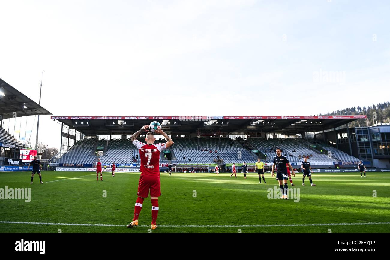 Jonathan Schmid Sc Freiburg High Resolution Stock Photography And Images Alamy