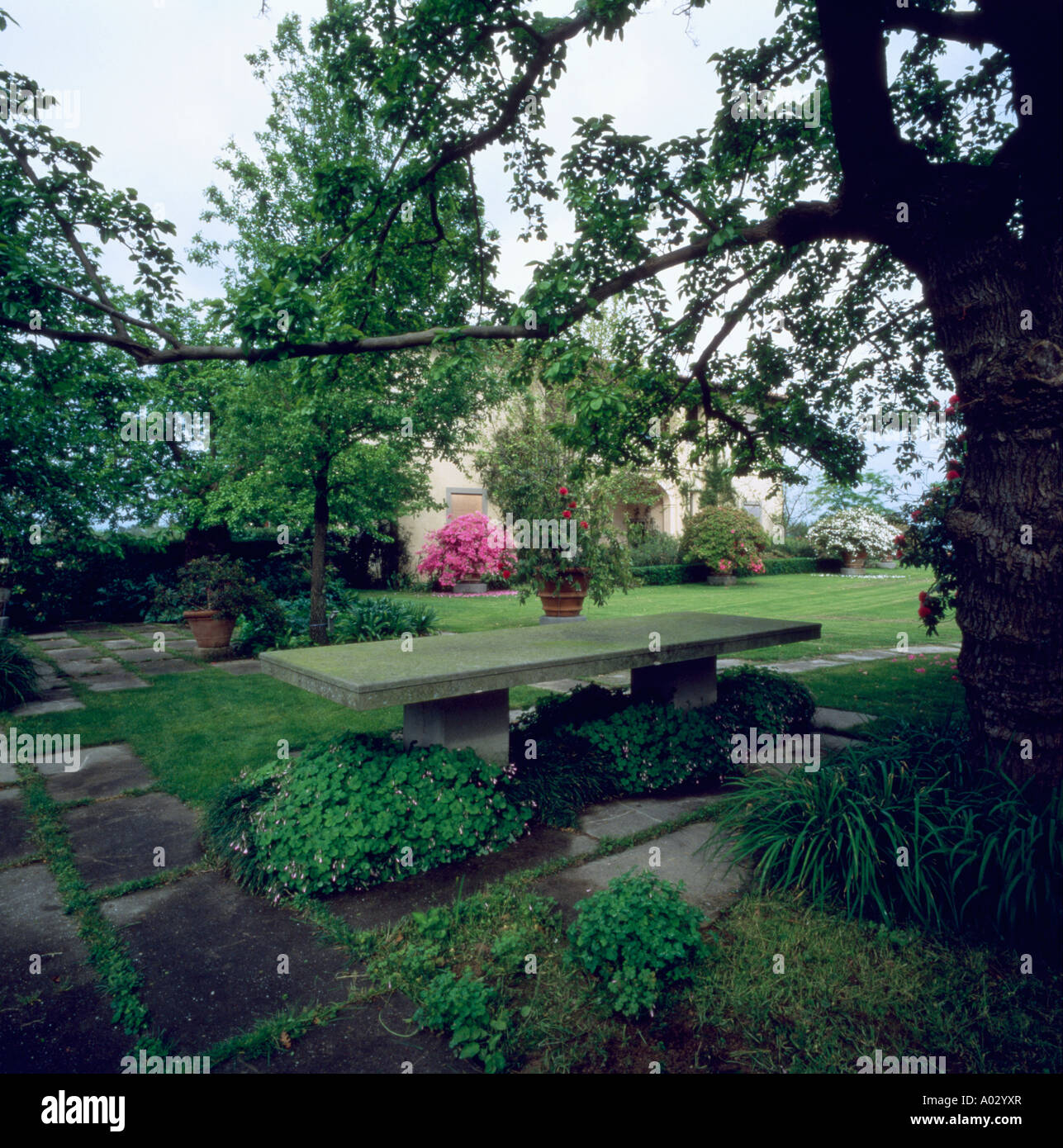 Italian country gardens -  Italian Country Garden Download