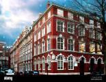 Georgian Style Apartment Building