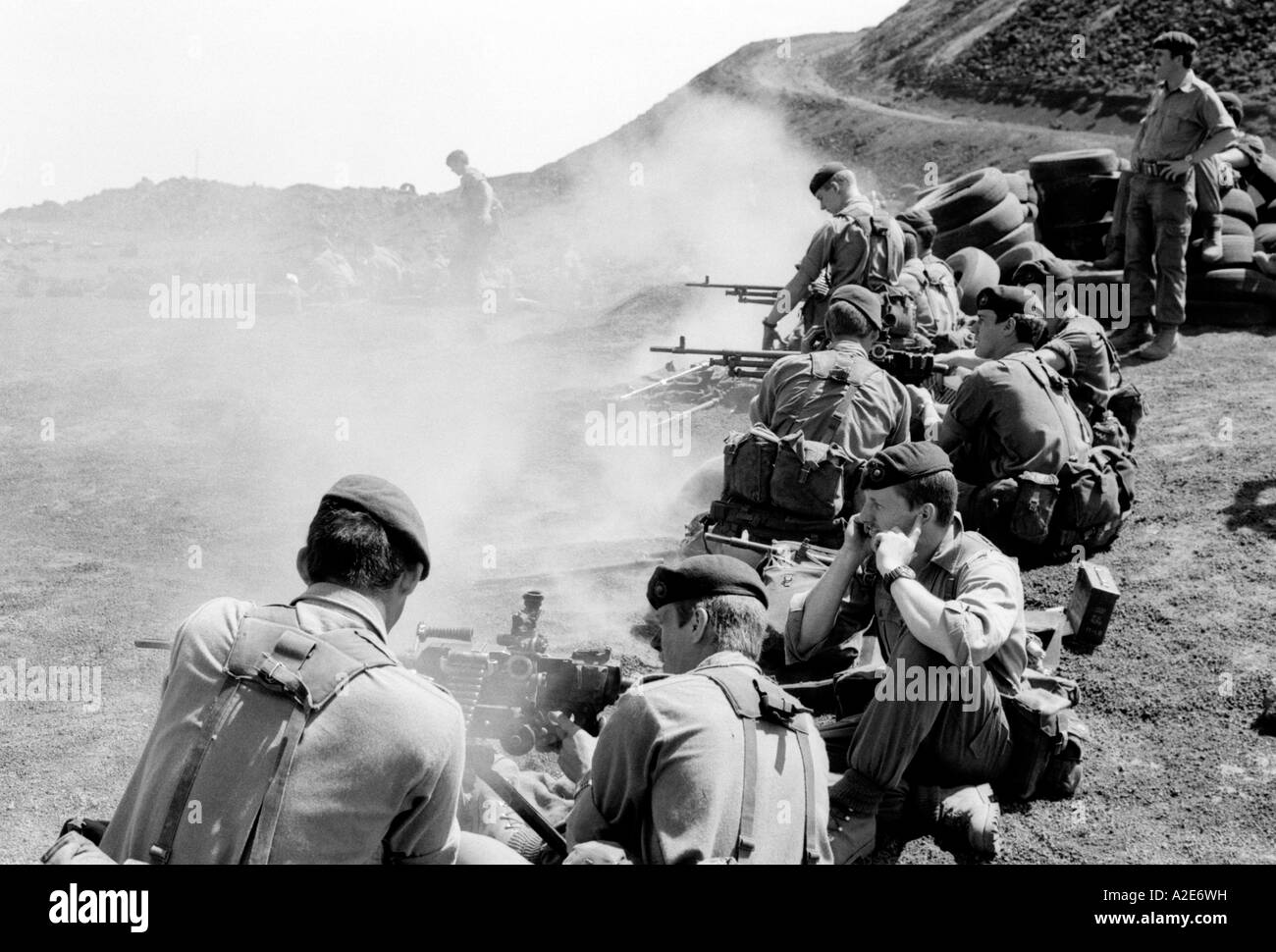 Fireplace Kaminofen Prag Test Machine Guns Black And White Stock Photos And Images Alamy
