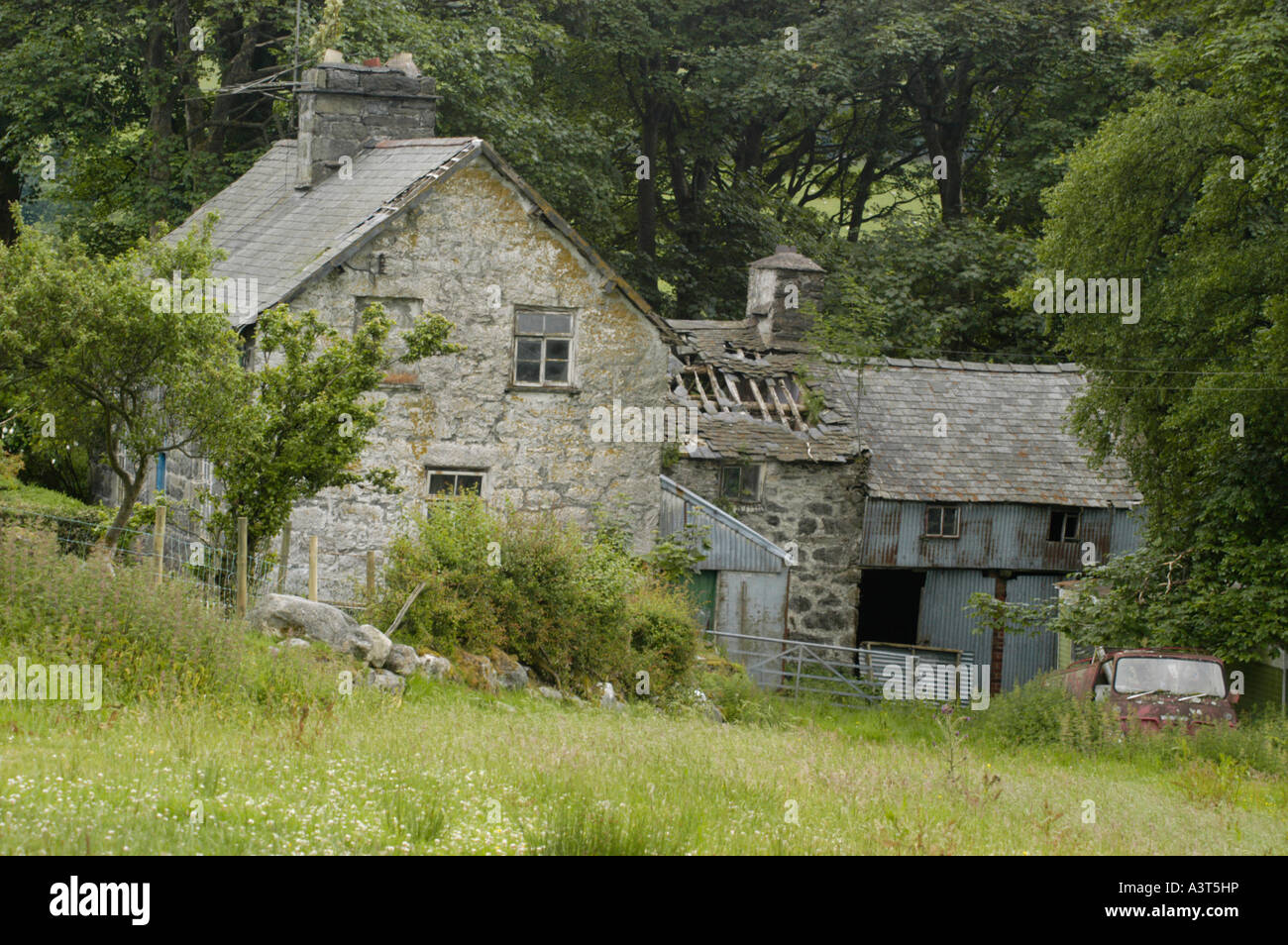 Farmhouses For Sale Uk Old Ruined Welsh Farmhouse Near Bala Gwynedd North Wales