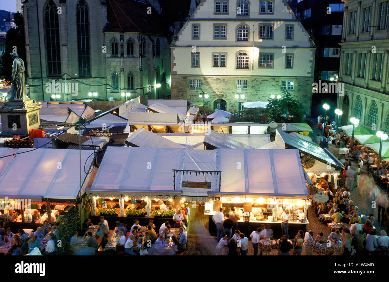 Bretz Stuttgart Autumn Wine Festival Germany High Resolution Stock Photography And Images - Alamy