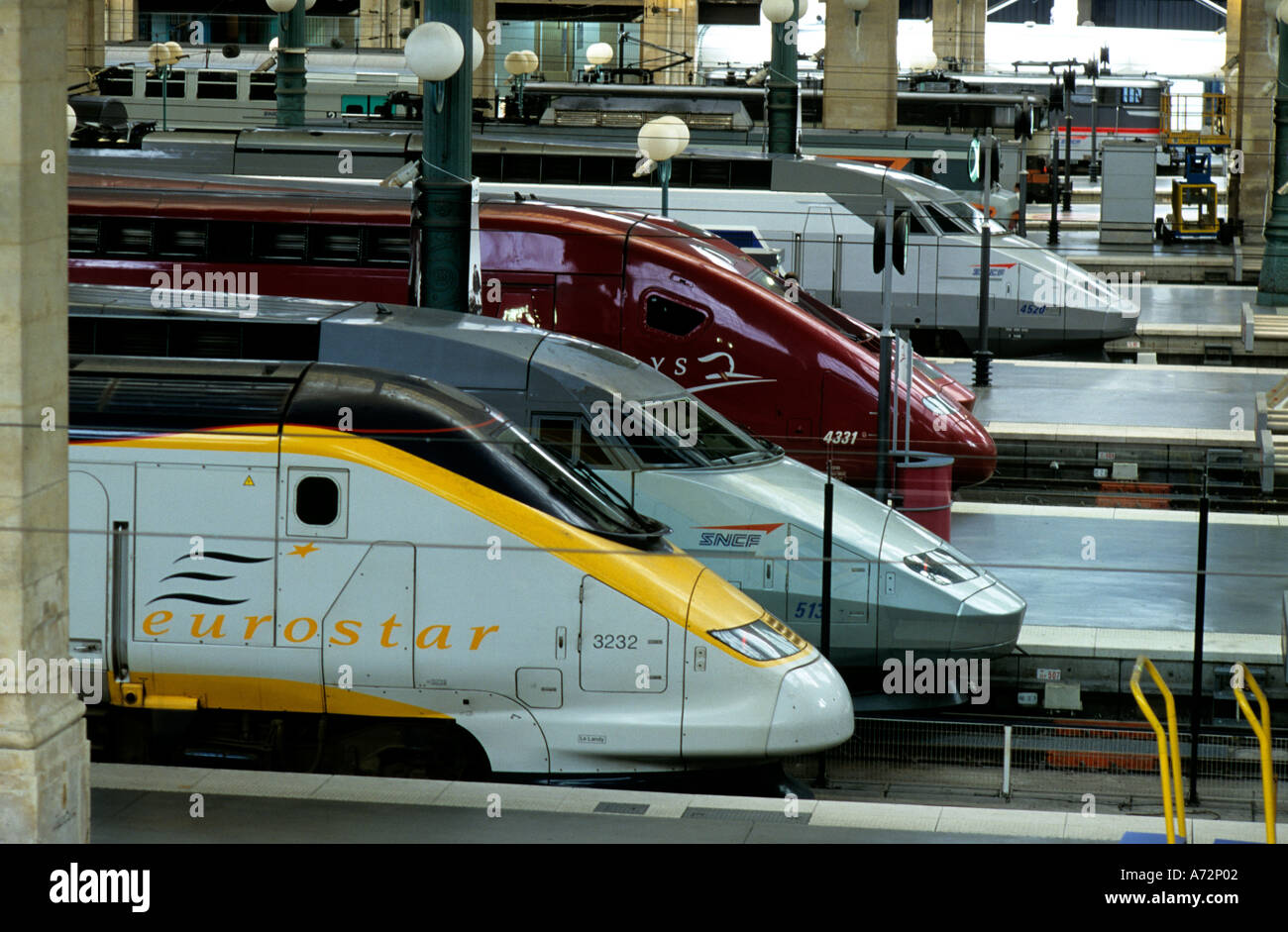 Paris Train Paris Trains Stock Photos Paris Trains Stock Images Alamy