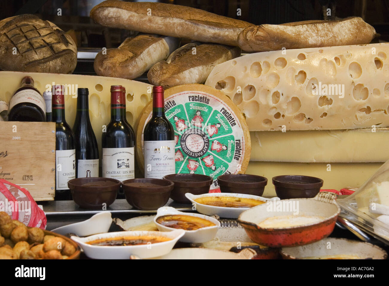 Restaurant Raclette Bordeaux Paris Bordeaux Paris Stock Photos Paris Bordeaux Paris Stock