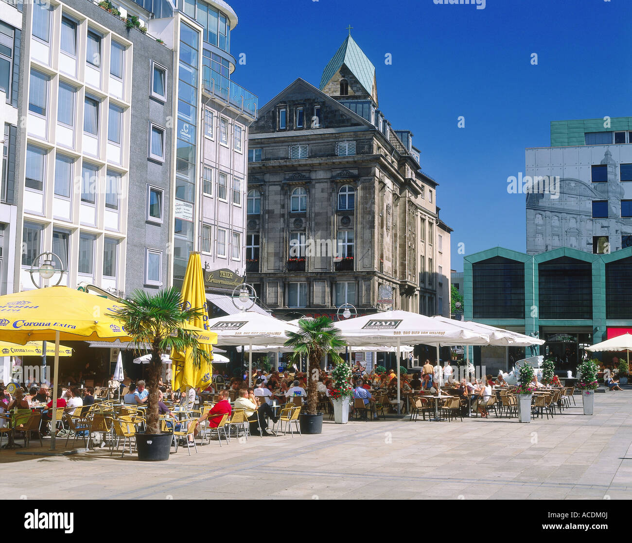 Dortmund Shopping Center Geography Travel Germany North Rhine Westfalia