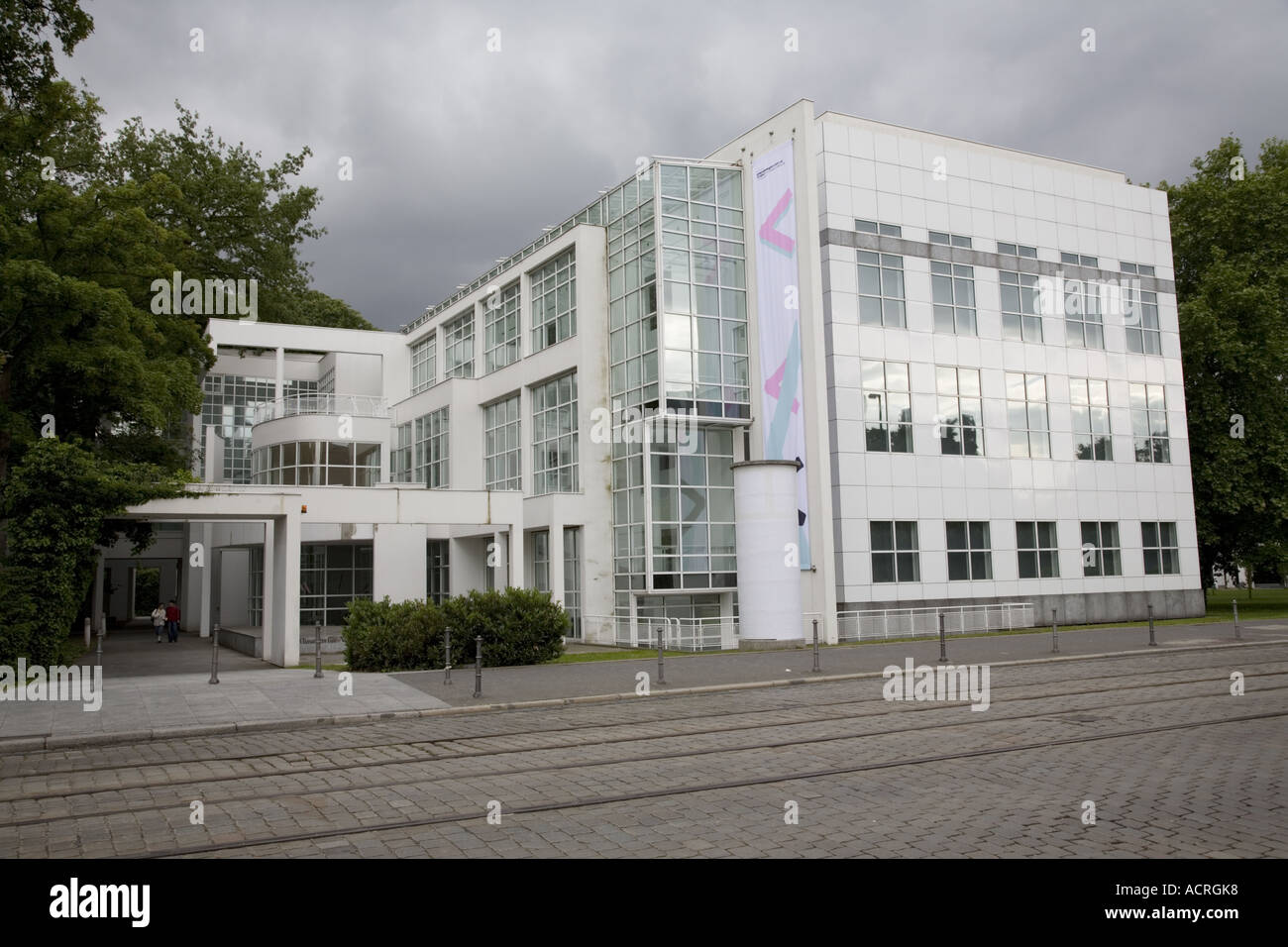 Mak Frankfurt Museum Für Angewandte Kunst (museum Of Applied Arts), Frankfurt Am Stock Photo - Alamy