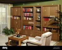furnishing, living room, 1970s, 70s, historic, historical ...