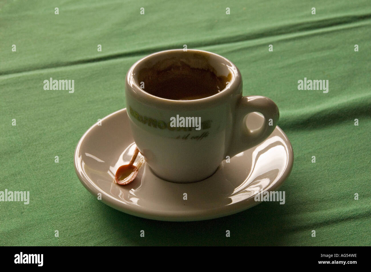 Expresso Café Expresso Cafe In Central Europe Serbia Stock Photo 8055965 Alamy