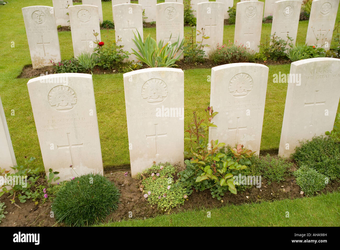Serre 1 Meter Serre Road Number 1 Commonwealth War Graves Commission British