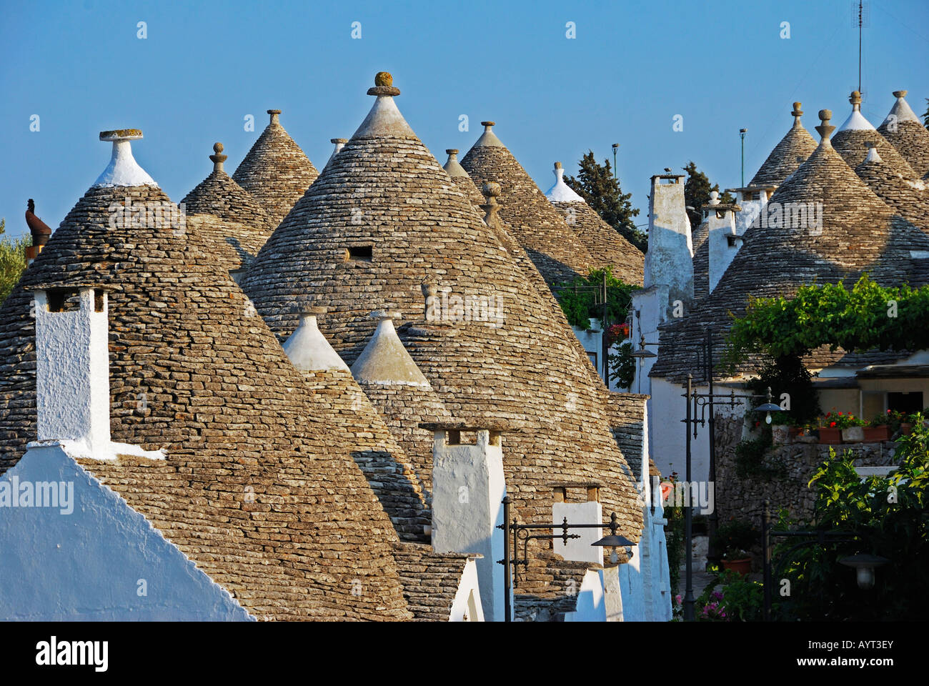 Rundhaus In Apulien Trulli Round Houses Of Alberobello Unesco World Heritage Site
