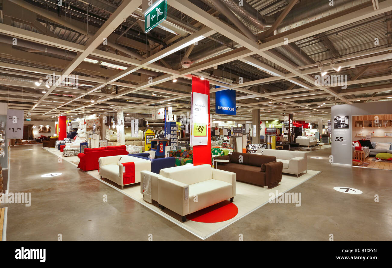 399 Furniture Store Ikea Store Interior Stock Photos Ikea Store Interior Stock