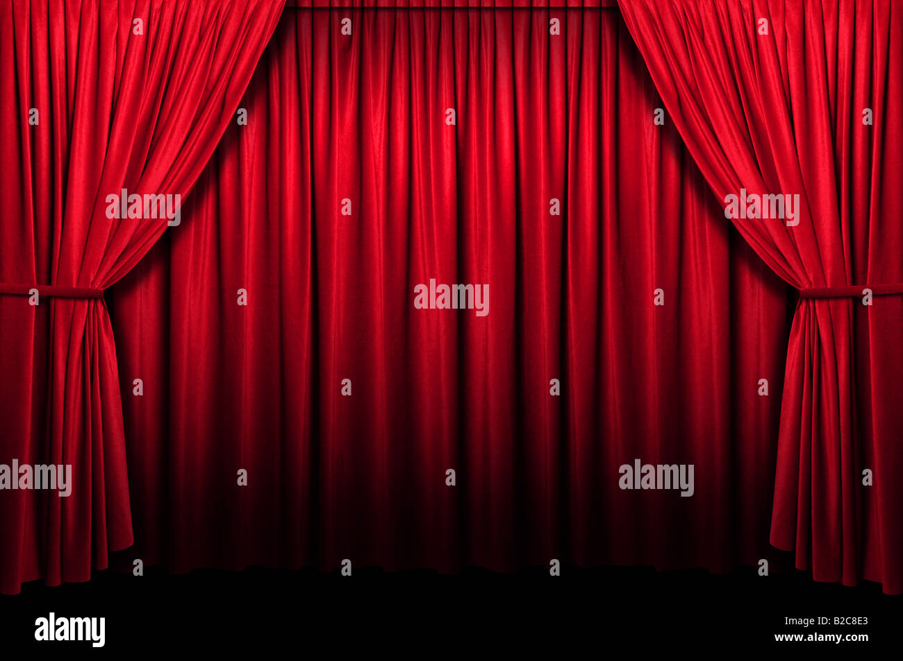 Stage curtain background open stage curtains background red stage - Open Stage Curtains Download
