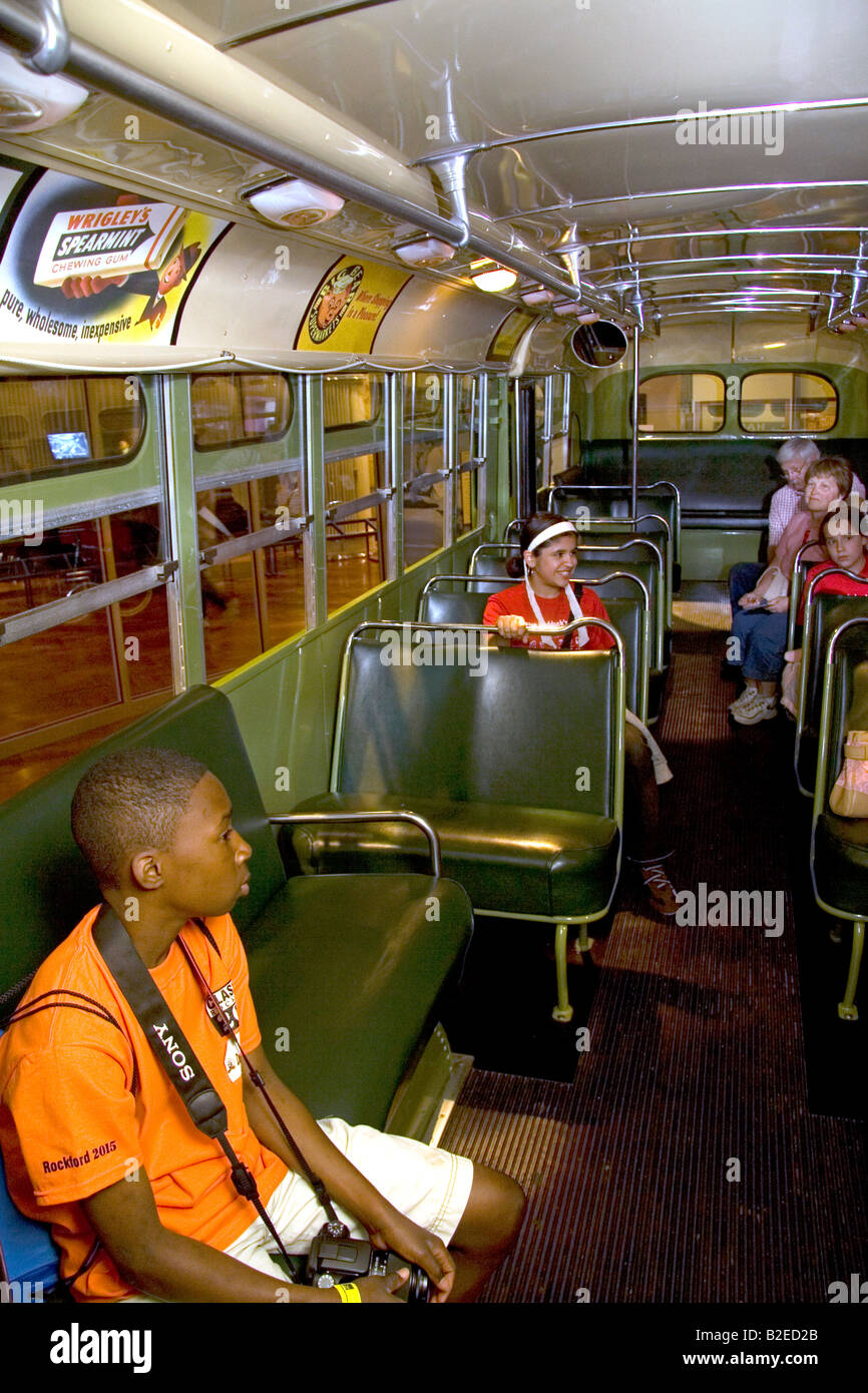 In Rosa Rosa Parks Bus Stock Photos Rosa Parks Bus Stock Images Alamy