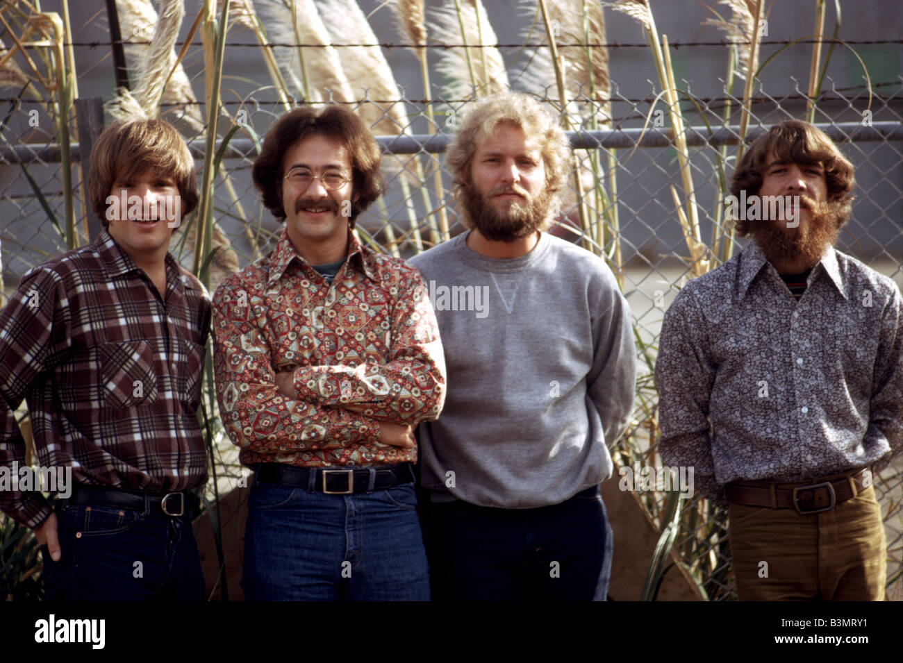 Credence Photo Creedence Clearwater Revival Us Pop Group In 1972 See