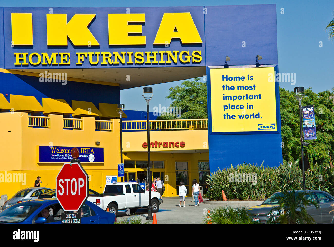 Ikea Burbank Directions Outside Bathroom Stock Photos Outside Bathroom Stock Images Alamy