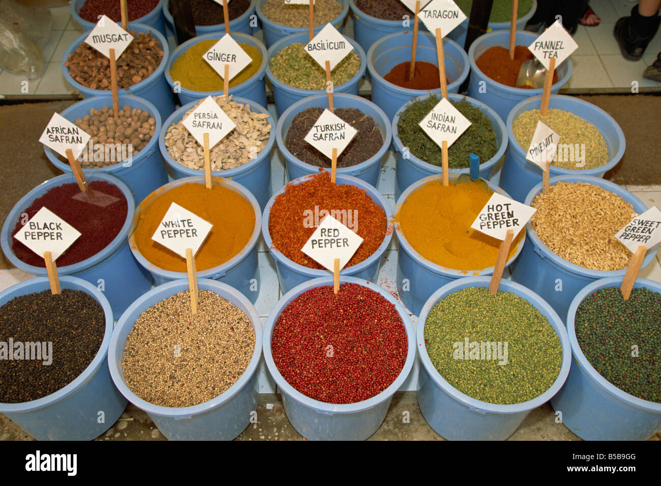 Basilicum Köln Market Stalls And Turkey Stock Photos Market Stalls And Turkey