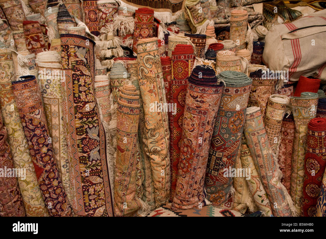 A Carpet Shop Stock Photos A Carpet Shop Stock Images