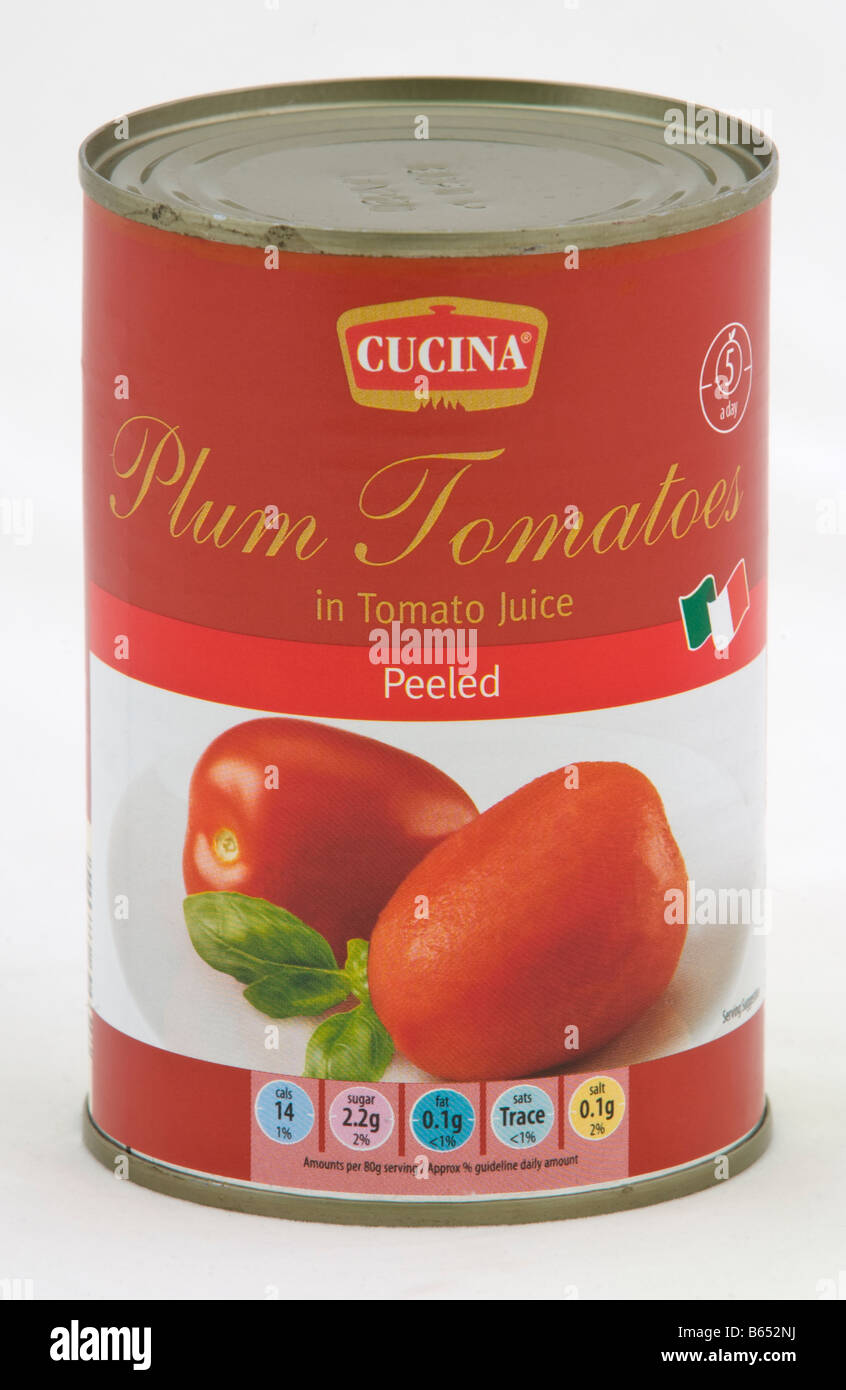 Cucina Antica Tomato Basil Uk Tins Tomatoes Stock Photos Tins Tomatoes Stock Images Alamy