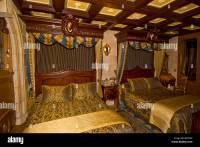 Cinderella Castle Suite bedroom Magic Kingdom Walt Disney ...