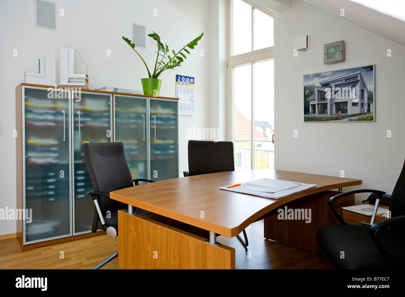 Arbeitszimmer Modern Modernes Arbeitszimmer Modern Home Office Stock Photo 21677943