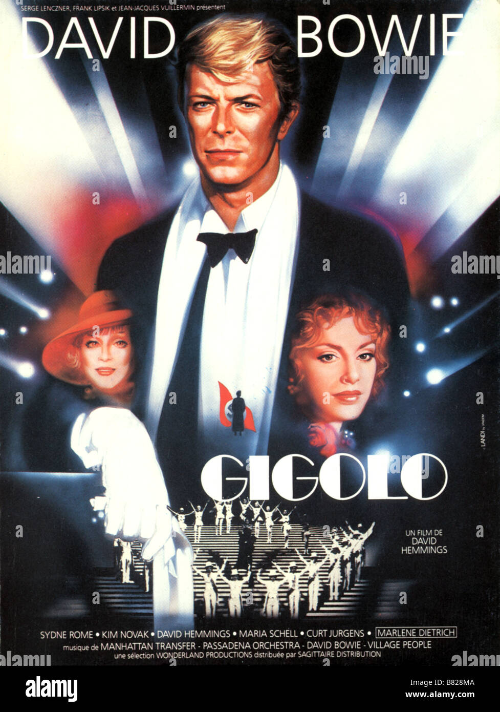 Schöner Film Schoner Gigolo High Resolution Stock Photography And Images - Alamy