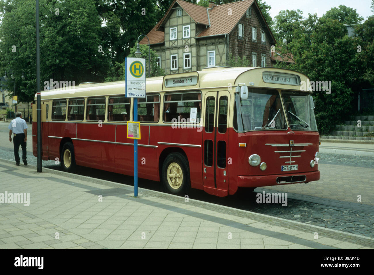 Bus Berlin Braunschweig Buessing Stock Photos Buessing Stock Images Alamy
