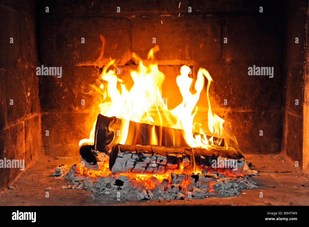 Kamin Feuer Kaminfeuer Stock Photos Kaminfeuer Stock Images Alamy