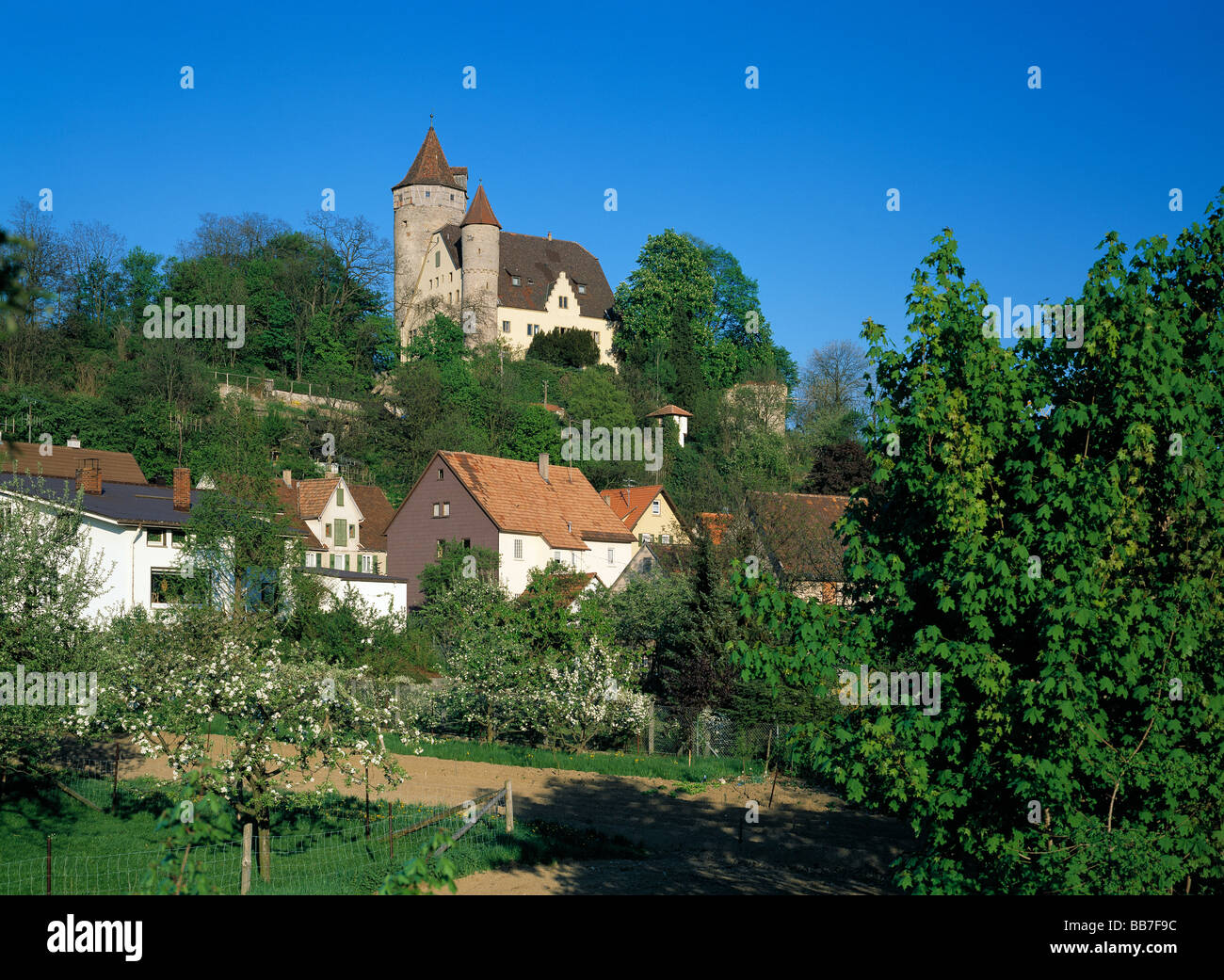 Paspartoe Hema Berlichingen Stock Photos Berlichingen Stock Images Alamy