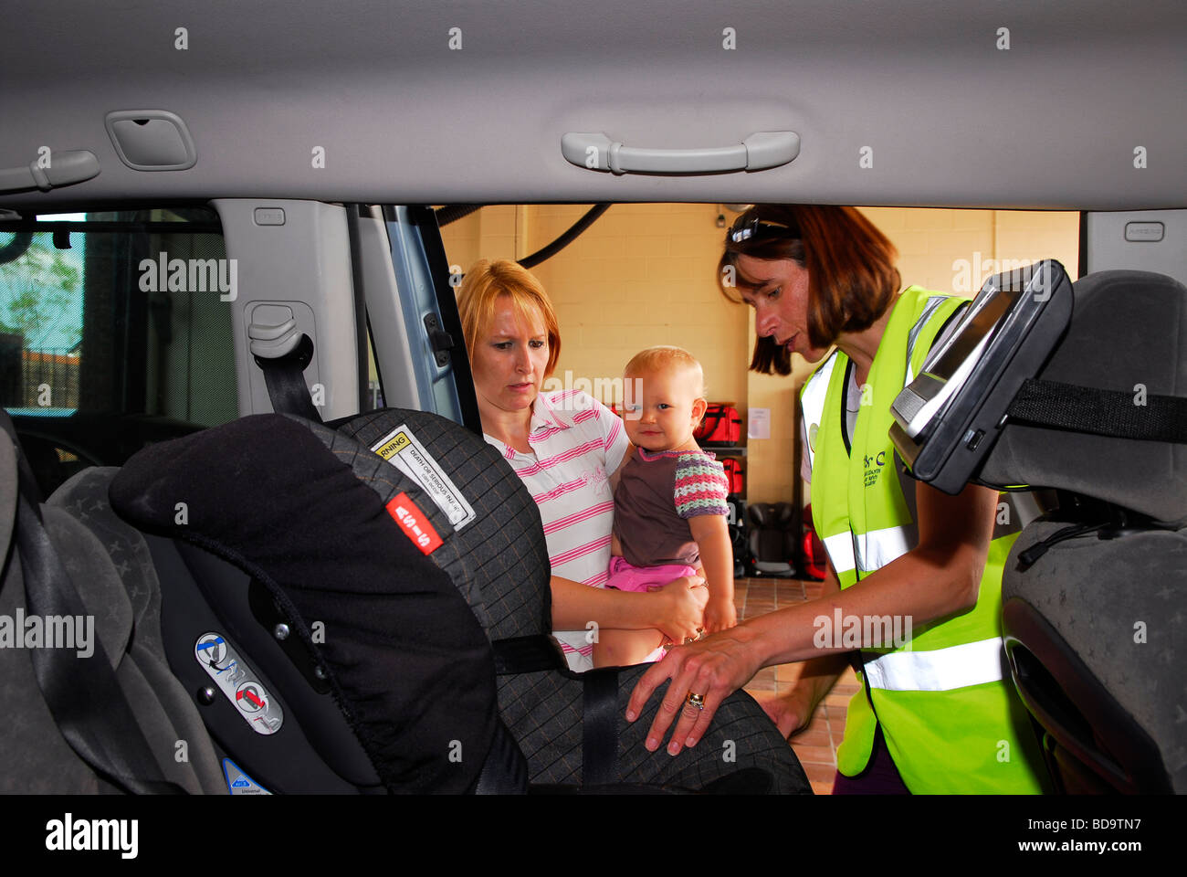 Baby Car Seat Uk Child Car Seat Uk Stock Photos Child Car Seat Uk Stock