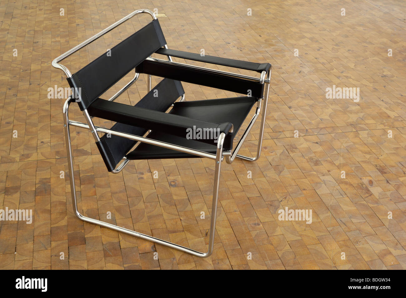 Wassily Sessel Bauhaus Classic Wassily Sessel 1925 By Marcel Breuer Stock Photo