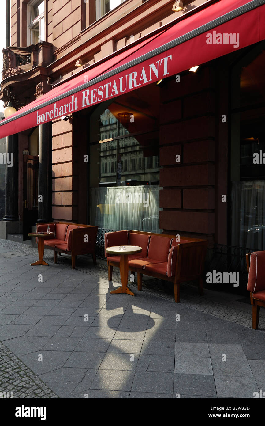 Französische Restaurants Berlin Prenzlauer Berg Borchardt Restaurant Berlin Stock Photos Borchardt Restaurant