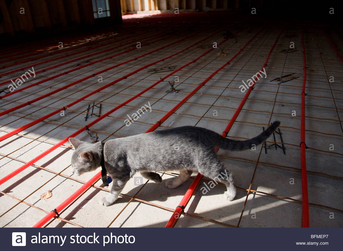 Garage Heater For Dogs Domestic Garages Stock Photos Domestic Garages Stock Images Alamy
