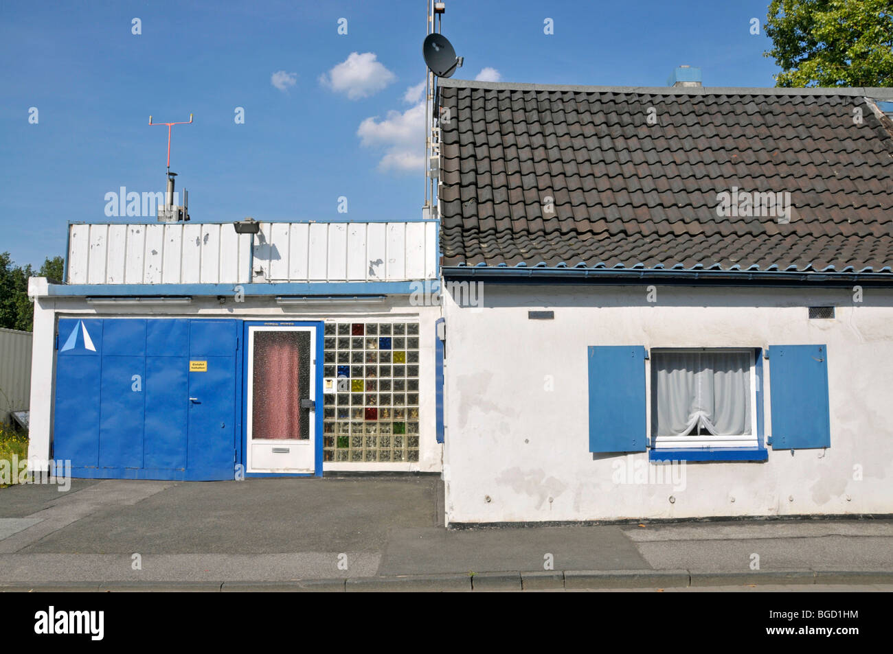 Container Haus Nrw Duisburg House Stock Photos Duisburg House Stock Images Alamy