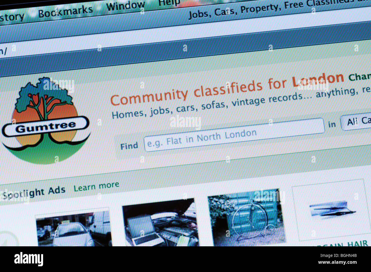 Gumtree High Resolution Stock Photography And Images Alamy