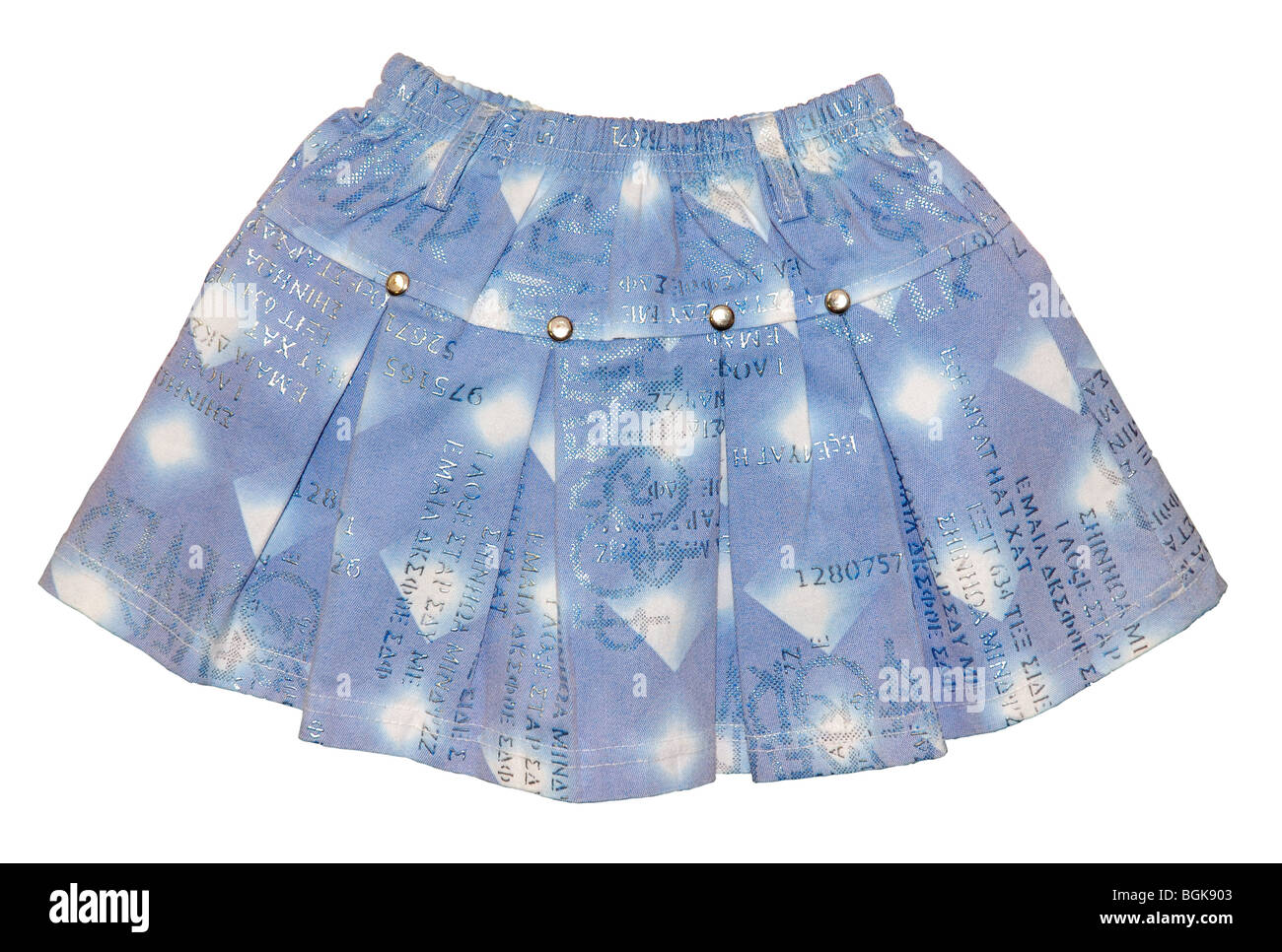 Short Skirt Cut Out Stock Images Pictures Alamy