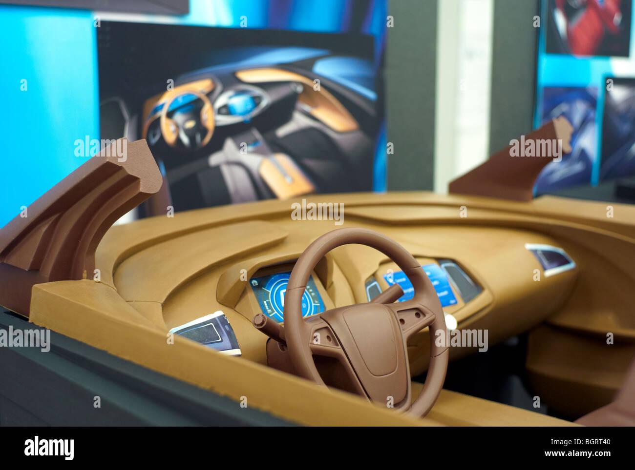 Car Design Clay Stock Photos Car Design Clay Stock