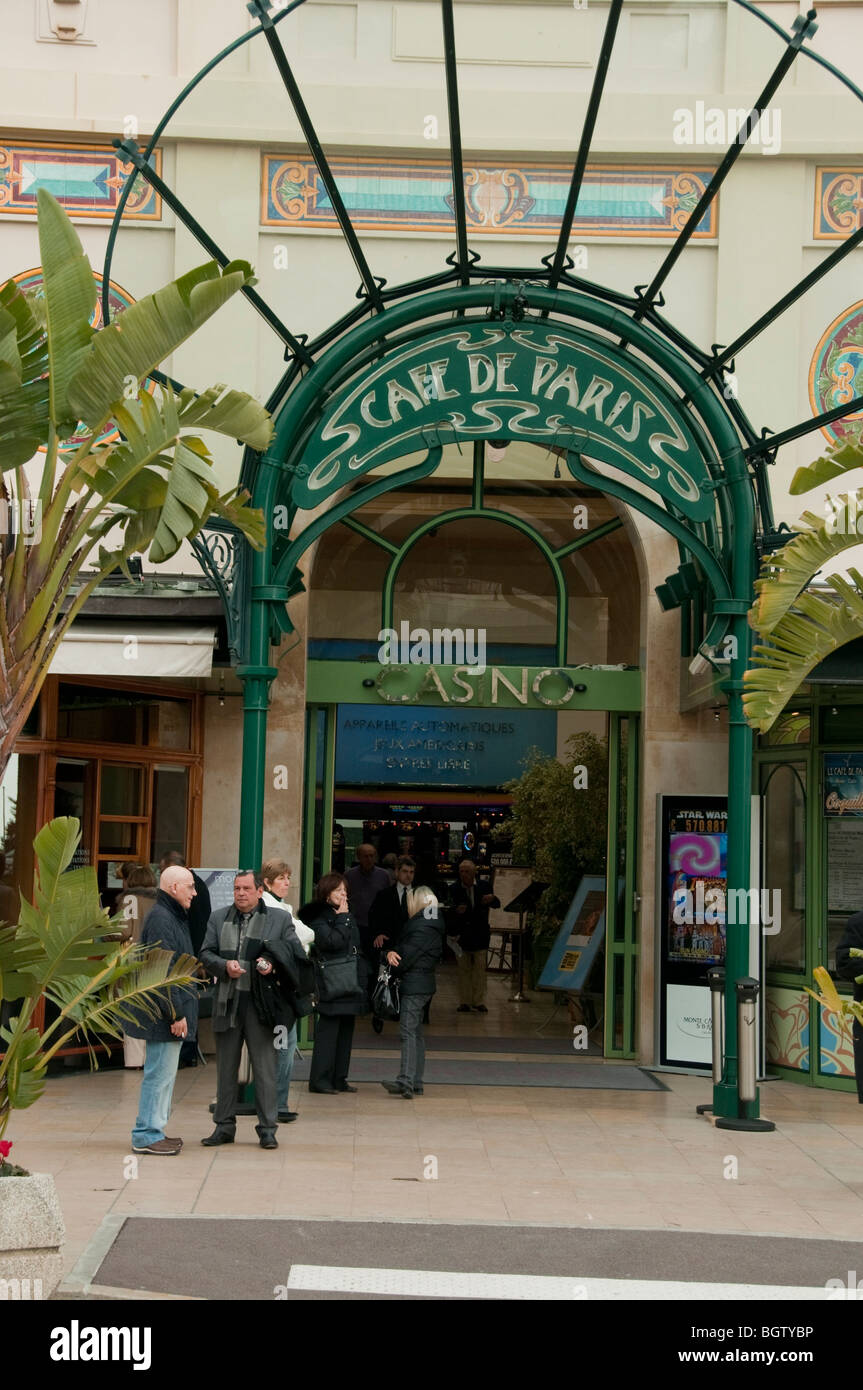 Arts Deco Paris Art Deco Cafe De Paris Monte Carlo Principality Of Monaco