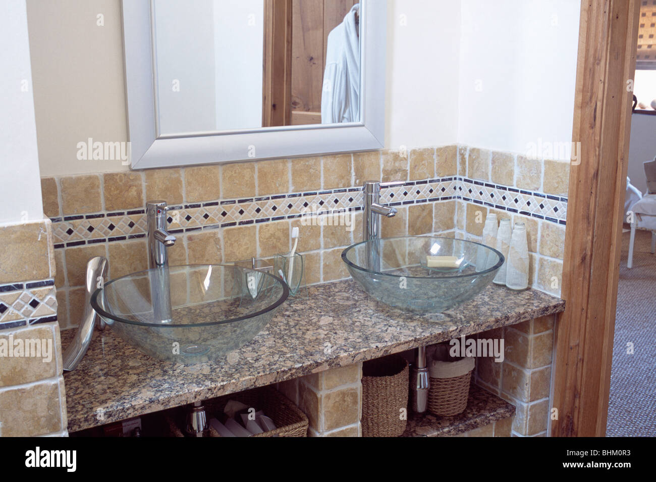 Glas Doppelwaschtisch Marble Basins Stock Photos And Marble Basins Stock Images