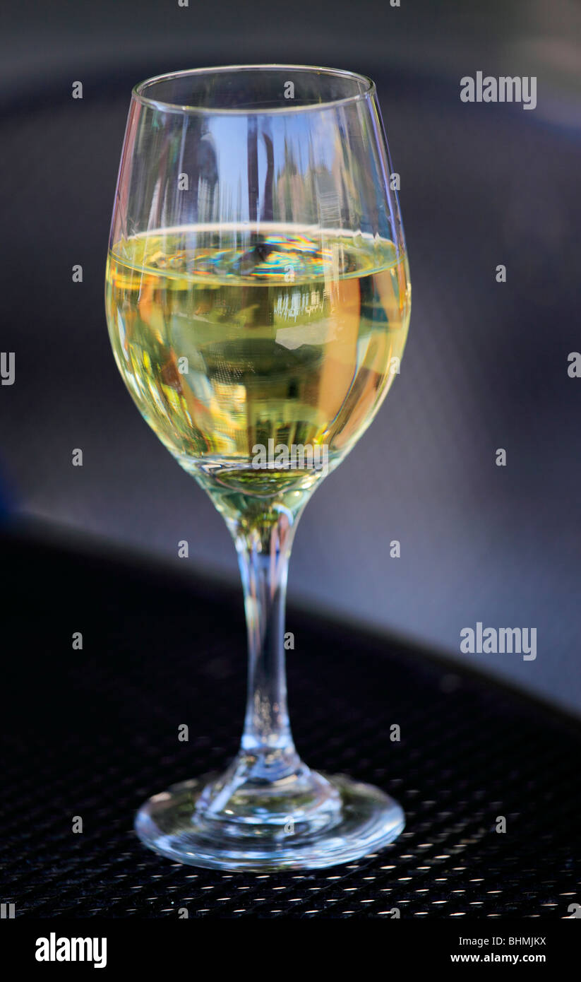 Chardonnay Wine Glass Chardonnay Wine Glass Stock Photos Chardonnay Wine Glass Stock