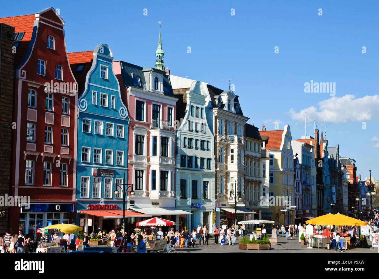 Rostock Shopping Shoppen In Rostock