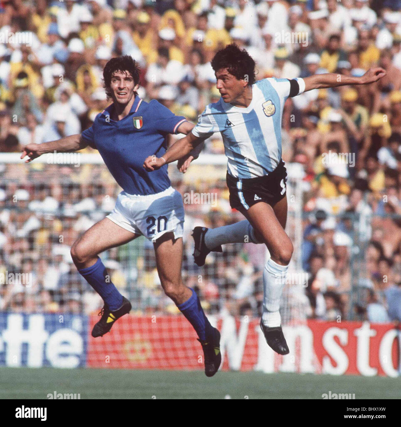 Vasco Rossi 1982 Paolo Rossi Stock Photos Paolo Rossi Stock Images Alamy