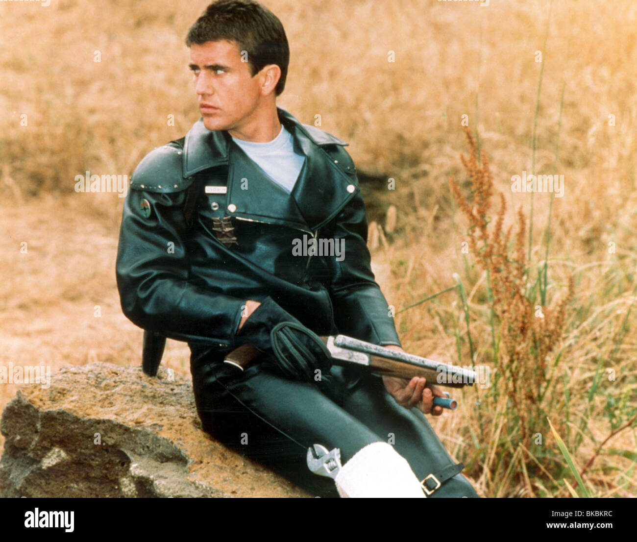 Polster Max Mad Max 1979 Mel Gibson Stock Photo Royalty Free Image